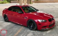 Melbourne Red E92 6 BMW Tuning 5 190x119 Oberhammer   ModBargains BMW E92 M3 in Melbourne Rot