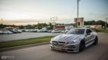 Mercedes Benz SL R230 SR66.1 Design Widebody Kit Tuning 13 155x87 Mercedes Benz SL R230 mit SR66.1 Design Widebody Kit