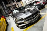 Mercedes Benz SL R230 SR66.1 Design Widebody Kit Tuning 16 155x103 Mercedes Benz SL R230 mit SR66.1 Design Widebody Kit