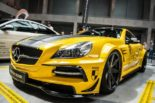 Mercedes Benz SL R230 SR66.1 Design Widebody Kit Tuning 19 155x103 Mercedes Benz SL R230 mit SR66.1 Design Widebody Kit