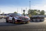 Mercedes Benz SL R230 SR66.1 Design Widebody Kit Tuning 23 155x103 Mercedes Benz SL R230 mit SR66.1 Design Widebody Kit