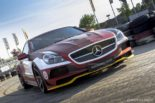 Mercedes Benz SL R230 SR66.1 Design Widebody Kit Tuning 26 155x103 Mercedes Benz SL R230 mit SR66.1 Design Widebody Kit