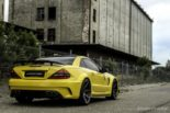 Mercedes Benz SL R230 SR66.1 Design Widebody Kit Tuning 33 155x103 Mercedes Benz SL R230 mit SR66.1 Design Widebody Kit