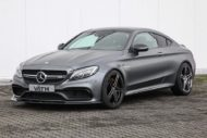 Mercedes C63 AMG Coupe Cabrio V%C3%A4th C205 A205 Tuning 1 190x127 700 PS   Mercedes C63 AMG Coupe & Cabrio by Väth