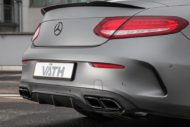 Mercedes C63 AMG Coupe Cabrio V%C3%A4th C205 A205 Tuning 10 190x127 700 PS   Mercedes C63 AMG Coupe & Cabrio by Väth