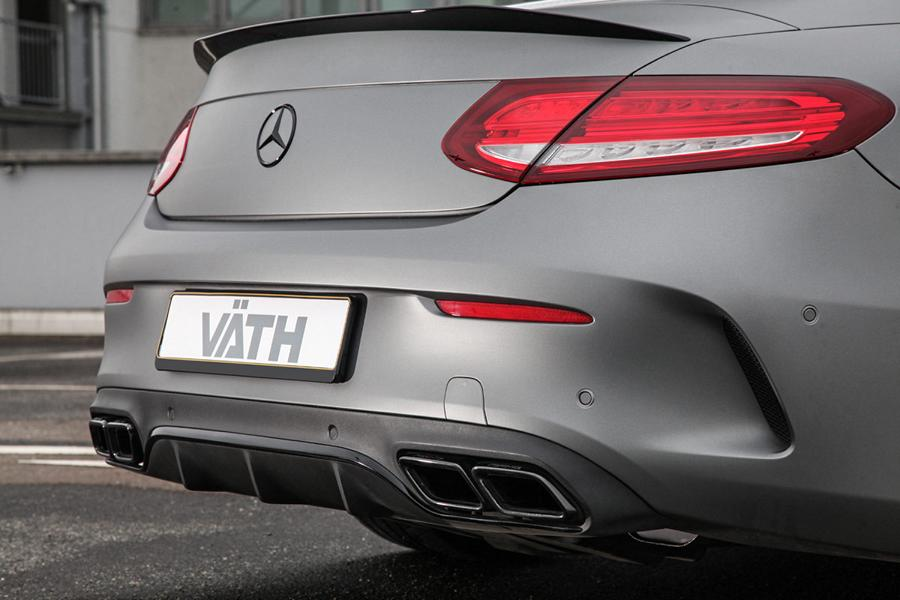 Mercedes C63 AMG Coupe Cabrio V%C3%A4th C205 A205 Tuning 10 700 PS   Mercedes C63 AMG Coupe & Cabrio by Väth