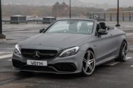 Mercedes C63 AMG Coupe Cabrio V%C3%A4th C205 A205 Tuning 13 190x127 700 PS   Mercedes C63 AMG Coupe & Cabrio by Väth