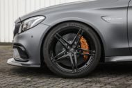 Mercedes C63 AMG Coupe Cabrio V%C3%A4th C205 A205 Tuning 3 190x127 700 PS   Mercedes C63 AMG Coupe & Cabrio by Väth