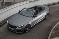 Mercedes C63 AMG Coupe Cabrio V%C3%A4th C205 A205 Tuning 9 190x127 700 PS   Mercedes C63 AMG Coupe & Cabrio by Väth