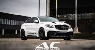 PDG800X Widebodykit Mercedes GLE C292 Tuning BC Forged 3 310x165 Prior Widebody Kit & Forgiato Wheels am Mercedes GLE