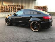 Prior Widebody Forgiato Wheels Mercedes GLE 11 190x143 Prior Widebody Kit & Forgiato Wheels am Mercedes GLE