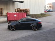 Prior Widebody Forgiato Wheels Mercedes GLE 12 190x143 Prior Widebody Kit & Forgiato Wheels am Mercedes GLE