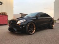 Prior Widebody Forgiato Wheels Mercedes GLE 2 190x143 Prior Widebody Kit & Forgiato Wheels am Mercedes GLE