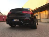 Prior Widebody Forgiato Wheels Mercedes GLE 5 190x143 Prior Widebody Kit & Forgiato Wheels am Mercedes GLE