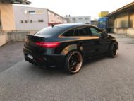 Prior Widebody Forgiato Wheels Mercedes GLE 7 190x143 Prior Widebody Kit & Forgiato Wheels am Mercedes GLE