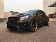 Prior Widebody Forgiato Wheels Mercedes GLE 8 190x143 Prior Widebody Kit & Forgiato Wheels am Mercedes GLE