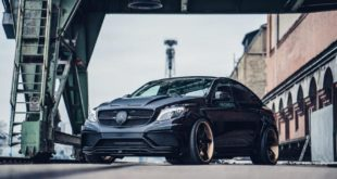 Prior Widebody Kit Forgiato Wheels Mercedes GLE C292 Tuning 1 310x165 Prior Widebody Kit & Forgiato Wheels am Mercedes GLE