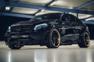 Prior Widebody Kit Forgiato Wheels Mercedes GLE C292 Tuning 4 190x127 Prior Widebody Kit & Forgiato Wheels am Mercedes GLE