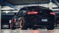 Prior Widebody Kit Forgiato Wheels Mercedes GLE C292 Tuning 6 190x107 Prior Widebody Kit & Forgiato Wheels am Mercedes GLE