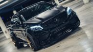 Prior Widebody Kit Forgiato Wheels Mercedes GLE C292 Tuning 7 190x107 Prior Widebody Kit & Forgiato Wheels am Mercedes GLE