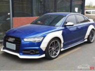 Progressive SR Widebody Kit Audi A6 C7 1 190x143 Mächtig fett Progressive SR Widebody Kit am Audi A6 C7