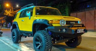 Project WOLVERINE Toyota FJC Autobot Tuning 1 310x165 Blaues Monster   Widebody Jeep Wrangler by Autobot