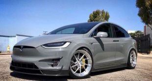 Revozport Tesla Model X R Zentric Fullbody Kit Tuning 2018 2 310x165 Top   Revozport Tesla Model X mit R Zentric Fullbody Kit