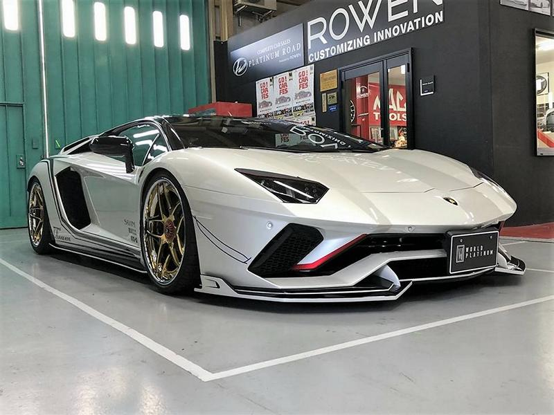 Rowen International Lamborghini Aventador S LP740 Tuning 2 WOW   Rowen International Lamborghini Aventador S (LP740)