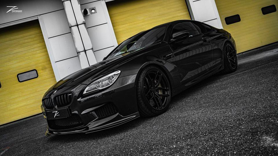 Stanic Performance BMW M6 Coupe Tuning 6 Schwarzes Biest   Stanic Performance BMW M6 Coupe