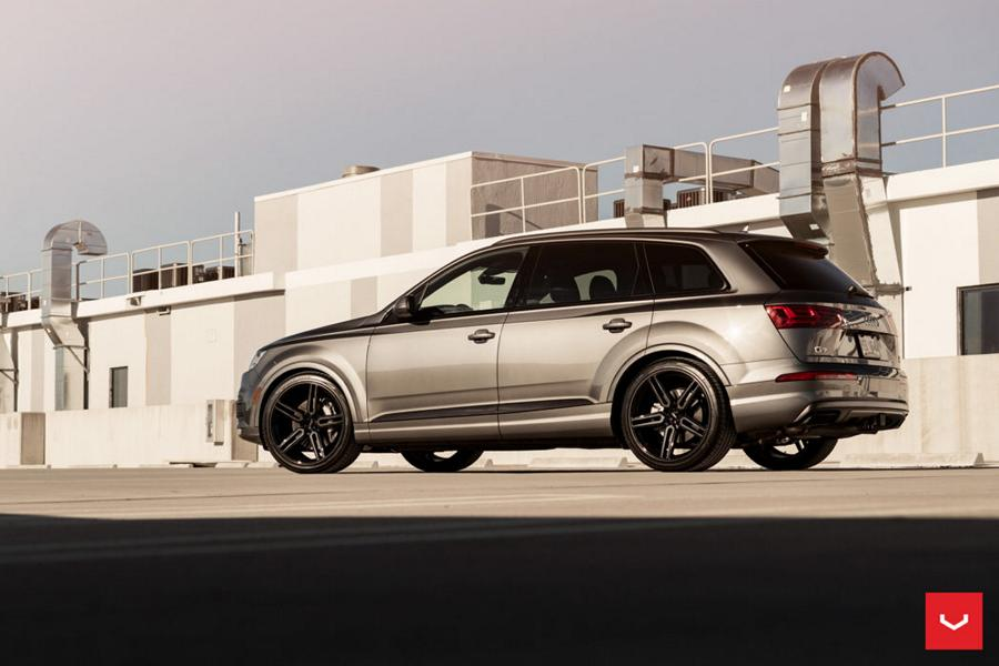 Vossen Hybrid Forged HF 1 Alus Audi Q7 4M SUV 8 TOP   Vossen Hybrid Forged HF 1 Alus am Audi Q7 SUV