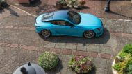 WALD International Widebody Gulf Oil Folierung Lexus LC Tuning 8 190x107 Fertig   Wald International Widebody Kit für den Lexus LC