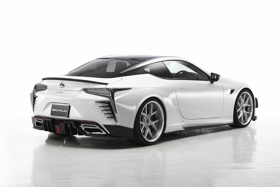 Wald Internationale Bodykit Lexus LC Tuning 11 Fertig   Wald International Widebody Kit für den Lexus LC
