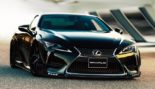 Wald Internationale Bodykit Lexus LC Tuning 14 155x89 Fertig   Wald International Widebody Kit für den Lexus LC