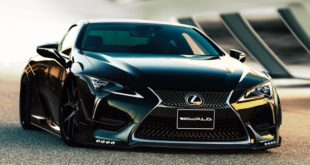 Wald Internationale Bodykit Lexus LC Tuning 14 310x165 Fertig   Wald Internationale Widebody Kit für den Lexus LC