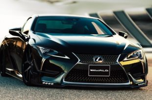 Wald Internationale Bodykit Lexus LC Tuning 14 310x205 Fertig   Wald Internationale Widebody Kit für den Lexus LC