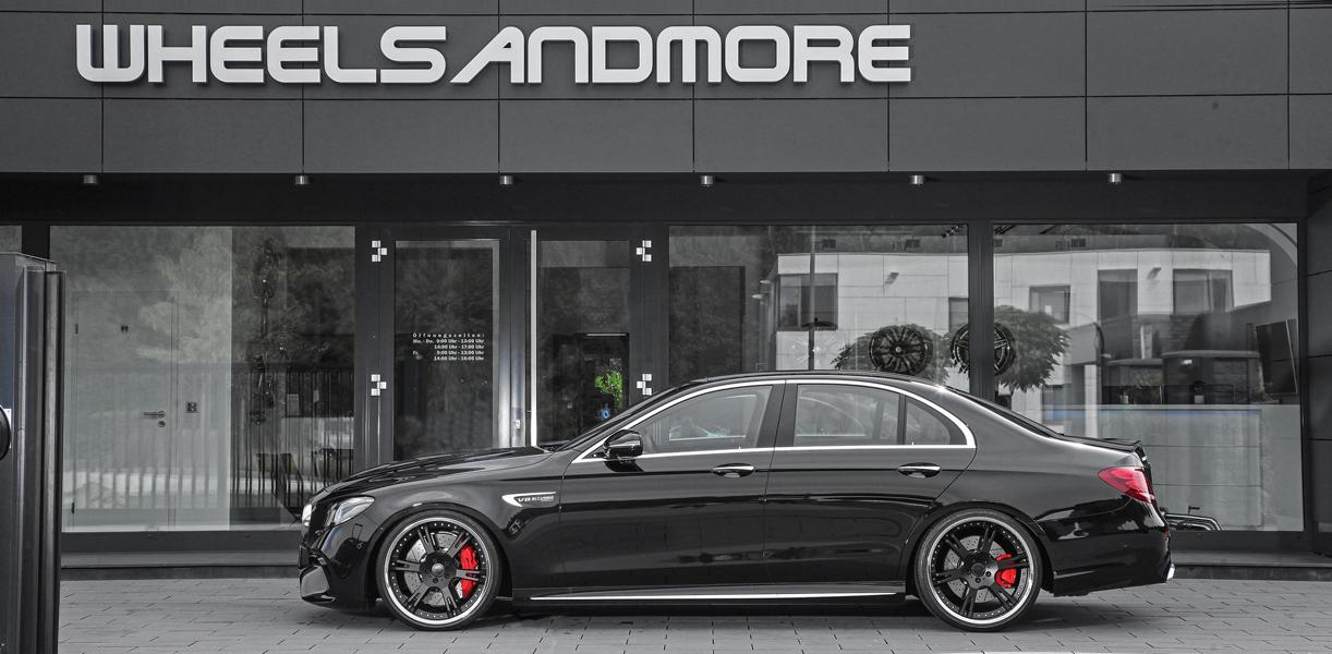 wheelsandmore mercedes e63 amg w213 tuning e klasse 15. Black Bedroom Furniture Sets. Home Design Ideas