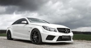 Widebody Mercedes Benz E350 C207 Kompressor 1 310x165 235PS & 560NM im Audi A5 B9 3.0 TDI von Mcchip DKR
