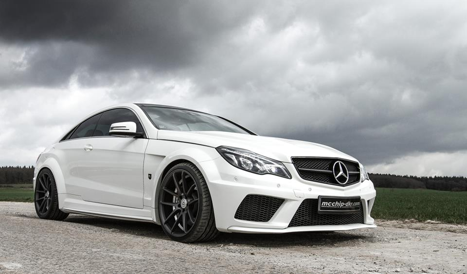 Widebody Mercedes Benz E350 C207 Kompressor 1 Irre   680 PS Mercedes Benz E350 C207 von mcchip dkr