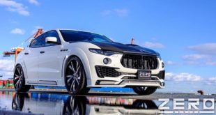 ZERO Design Widebody kit Maserati Levante Tuning 6 310x165 Alternative   ZERO Design Bodykit am Maserati Levante
