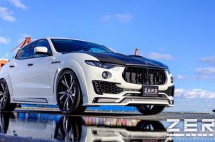 ZERO Design Widebody kit Maserati Levante Tuning 6 310x205 Alternative   ZERO Design Bodykit am Maserati Levante