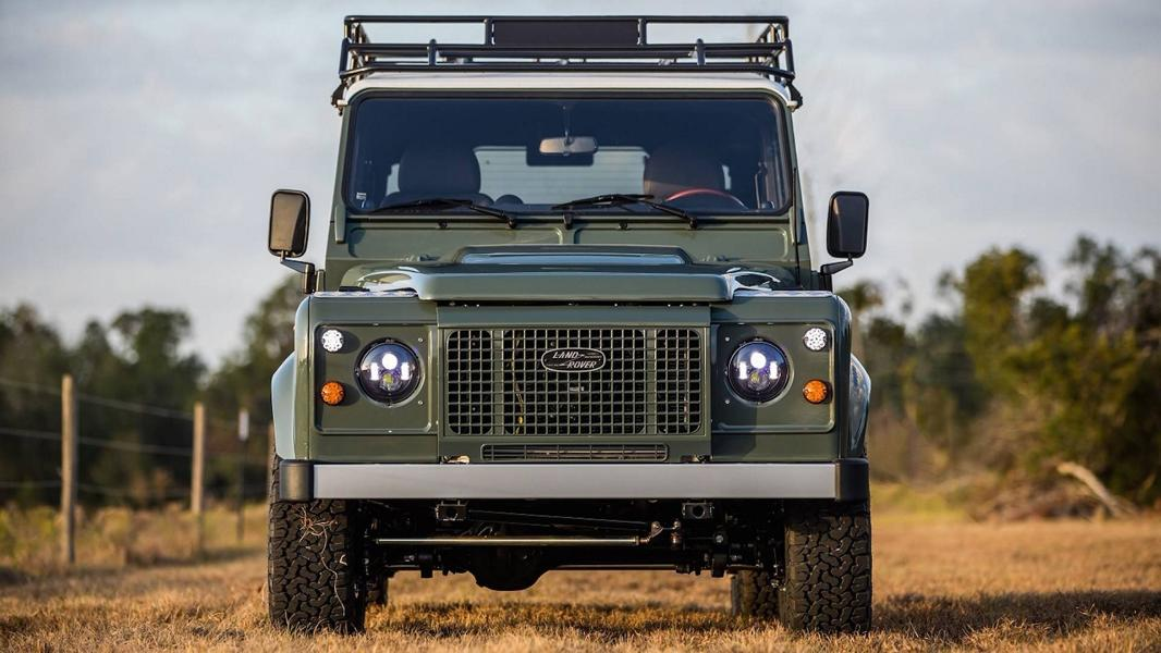 east coast defender project tuki 1 Project Tuki   Old School Landi von East Coast Defender