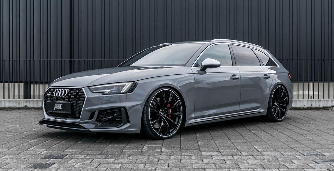 2018 ABT Sportsline Audi RS4 Avant B9 Tuning 4 Bye Bye M3   ABT Sportsline Audi RS4 Avant mit 510 PS