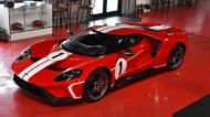 2018 Hennessey Performance Heritage Ford GT Tuning 1 190x106 Vorschau   2018 Hennessey Performance Heritage Ford GT