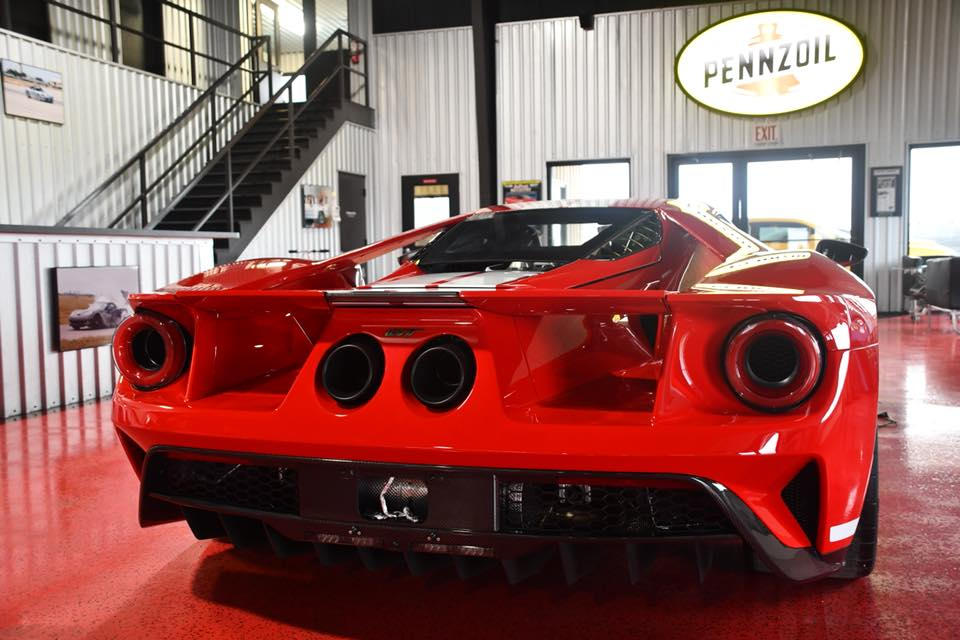 Hennessey Performance Heritage Ford Gt Tuning  Hennessey Performance Heritage Ford Gt Tuning
