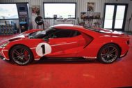 2018 Hennessey Performance Heritage Ford GT Tuning 7 190x127 Vorschau   2018 Hennessey Performance Heritage Ford GT