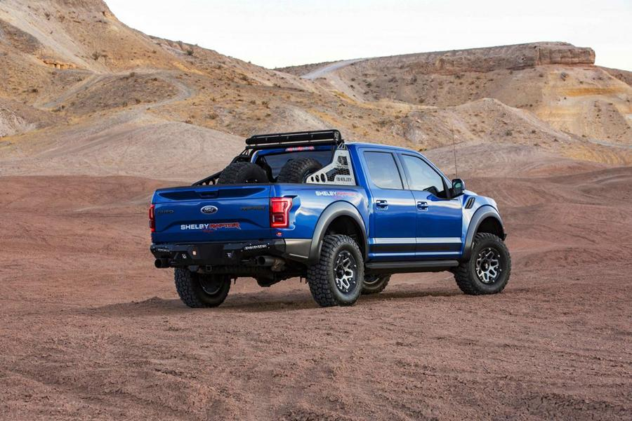 2018 Shelby Baja Raptor Ford F 150 Tuning 10 Mit 525 PS Biturbo V6   Shelby Baja Raptor Ford F 150