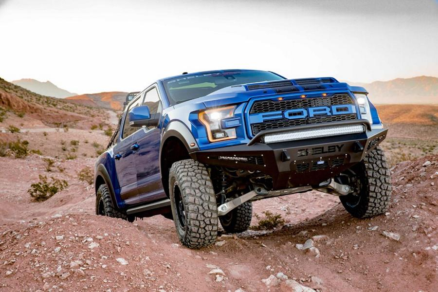 2018 Shelby Baja Raptor Ford F 150 Tuning 11 Mit 525 PS Biturbo V6   Shelby Baja Raptor Ford F 150