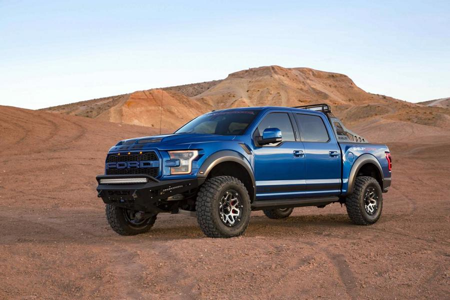 2018 Shelby Baja Raptor Ford F 150 Tuning 4 Mit 525 PS Biturbo V6   Shelby Baja Raptor Ford F 150