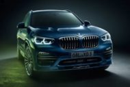 388 PS Alpina XD3 G01 BMW 2018 Tuning 4 190x127 Kraft der vier Turbos: 388 PS Power SUV Alpina XD3 (G01)