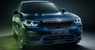 388 PS Alpina XD3 G01 BMW 2018 Tuning 4 310x165 Kraft der vier Turbos: 388 PS Power SUV Alpina XD3 (G01)